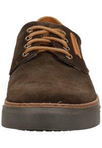 Pius Gabor - Sneakers laag - dark brown - 5