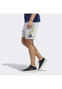 adidas Performance - PRIMEBLUE SHORTS - Pantalón corto de deporte - grey - 2