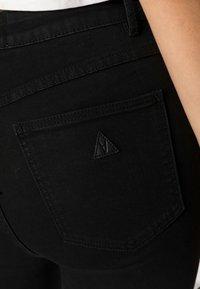 Abrand Jeans - Jeans Skinny Fit - black magic - 4