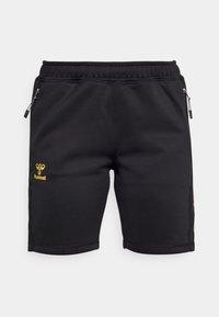 Hummel - CIMA XK SHORTS WOMAN - Sports shorts - black - 3