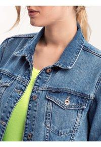 Cross Jeans - PAUL SCHRADER - Denim jacket - blue - 4