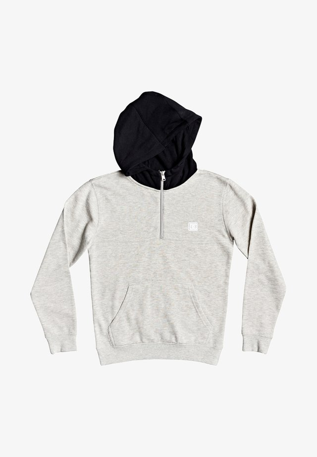 REBEL  - Hoodie - light grey heather