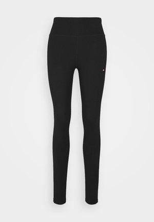 GRAPHIC LEGGING - Leggings - black