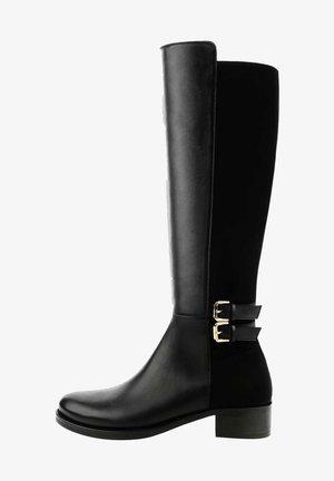 PADERNO - Vysoká obuv - black
