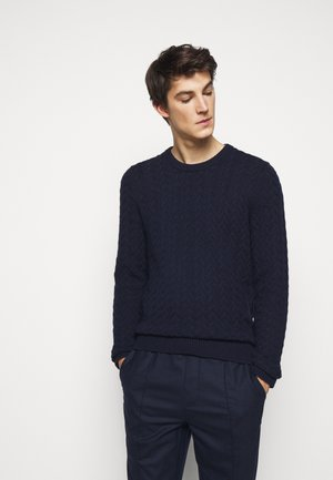 CABLE CREW - Jumper - dark midnight
