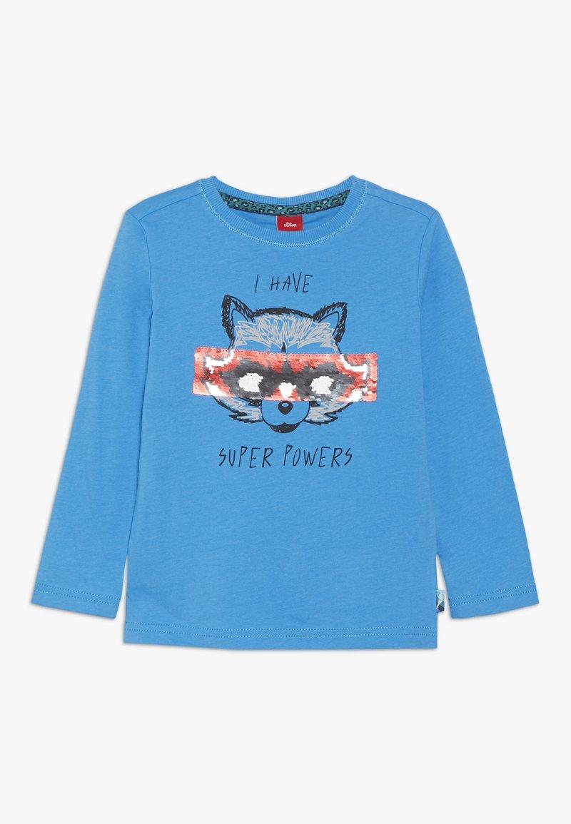 s.Oliver - Långärmad tröja - turquoise