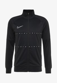 Nike Performance - DRY - Training jacket - black/white - 3