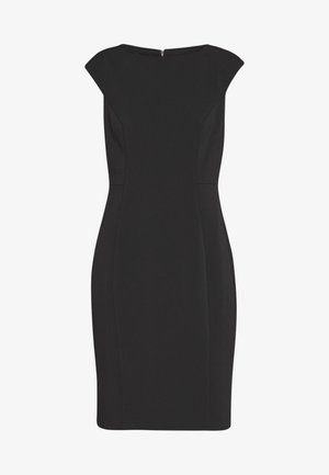 PELAGAI - Shift dress - black