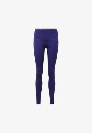 ADIDAS BY STELLA MCCARTNEY TRUEPACE LONG LEGGINGS - Tights - purple