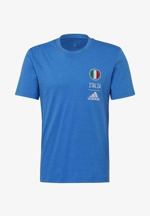 ITA CI TEE - T-shirt print - blue