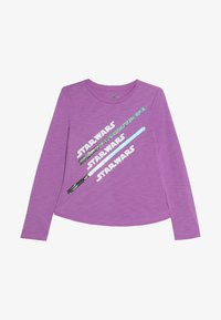 GAP - GIRL STAR WARS - Maglietta a manica lunga - budding lilac - 3