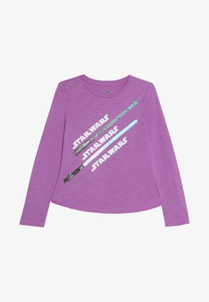 GIRL STAR WARS - T-shirt à manches longues - budding lilac
