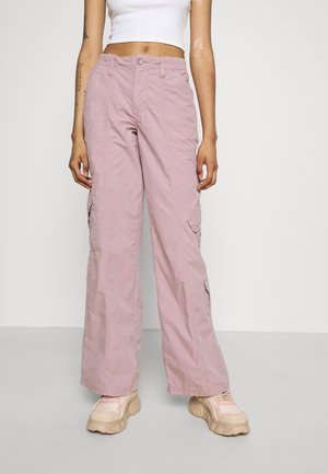 90S PANT - Pantalones cargo - elderberry
