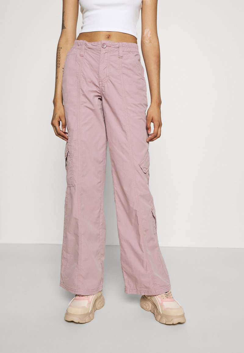BDG Urban Outfitters - 90S PANT - Pantaloni cargo - elderberry