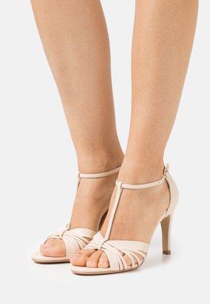 DUFINO - Sandals - ivoire