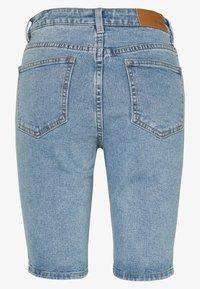 Object - OBJMARINA  - Denim shorts - light blue denim - 1