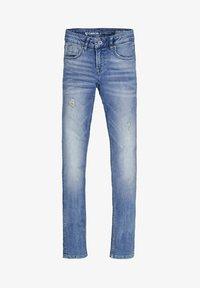 Garcia - XANDRO - Slim fit jeans - blue - 2