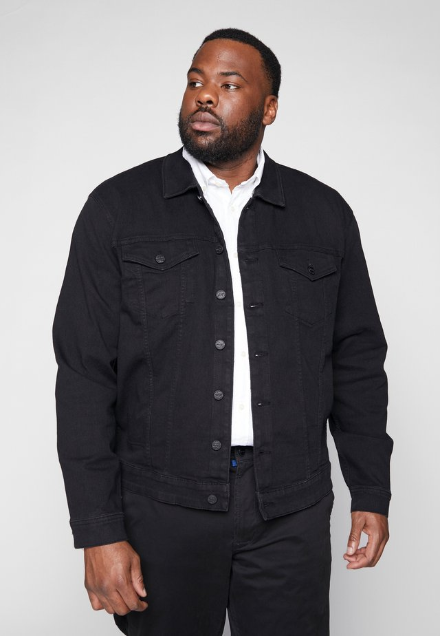ONSCOME TRUCKER - Denim jacket - black denim