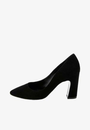 CLEMENTE - High heels - czarny