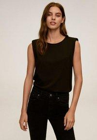 Mango - ISA - Jeans Skinny Fit - black - 3