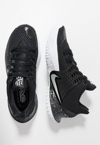 Nike Performance - KYRIE LOW 2 - Obuwie do koszykówki - black/metallic silver - 1