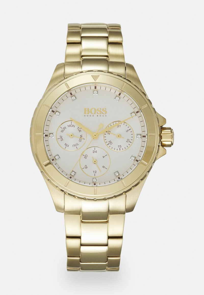 BOSS - PREMIERE - Watch - gold-coloured