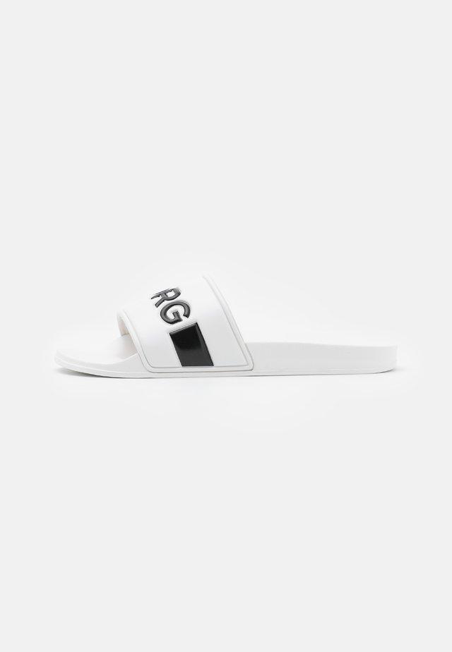 HARPER II - Slip-ins - white