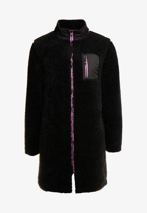 CASSIN - Classic coat - black