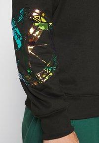 Carlo Colucci - UNISEX - Sweatshirt - black reflective - 5