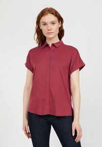 ARMEDANGELS - Button-down blouse - rosewood - 0