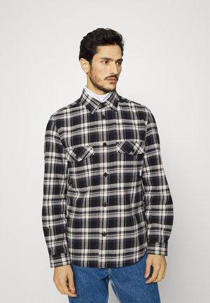 Shirt - multi/black