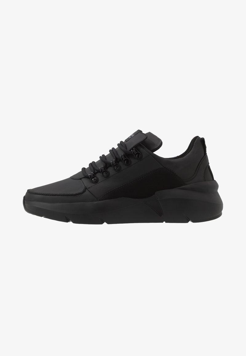 Nubikk - ELVEN ROYAL - Sneakers basse - black raven