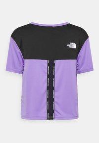 The North Face - TEE - Print T-shirt - pop purple - 7