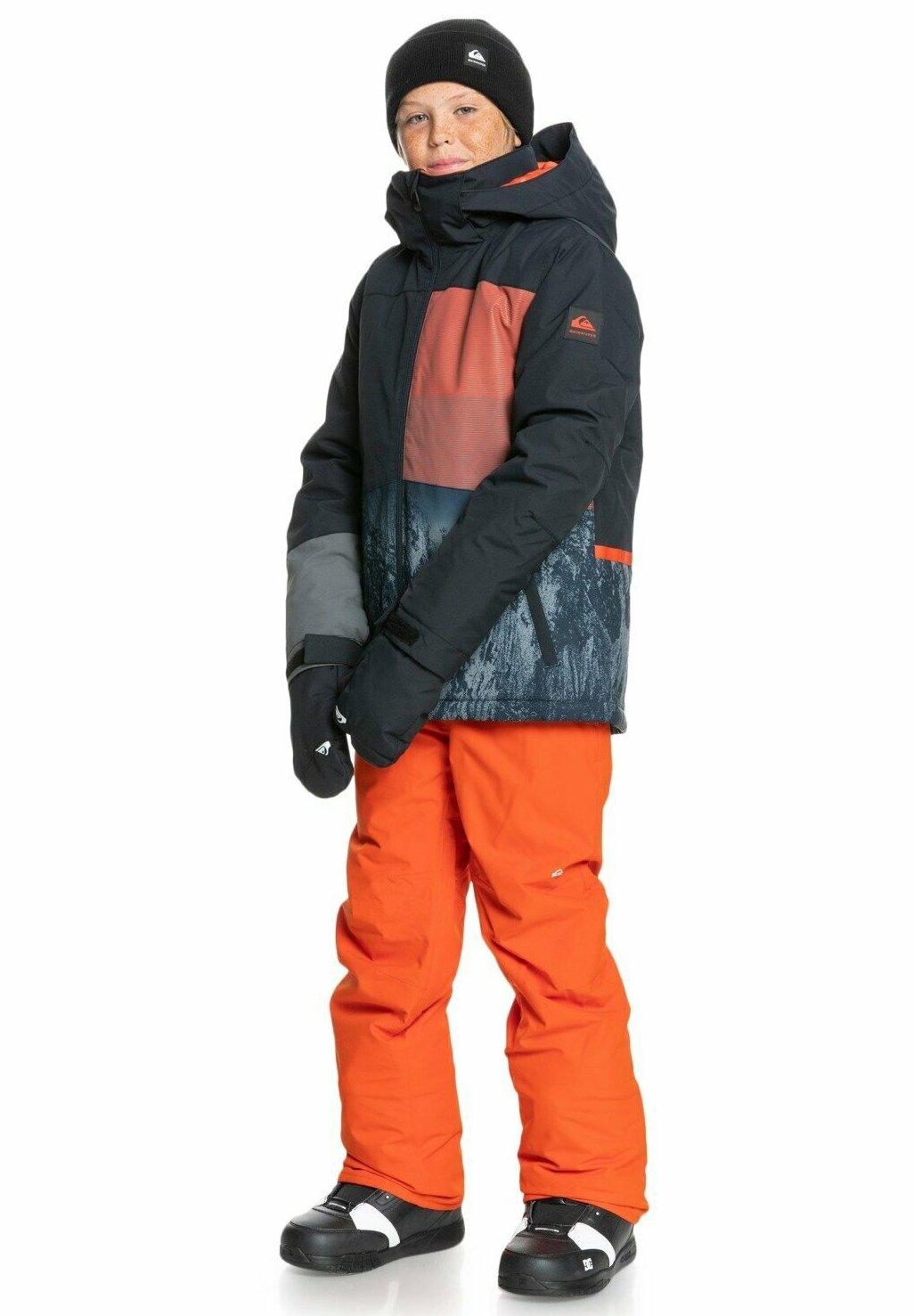 Kinder Snowboardjacke