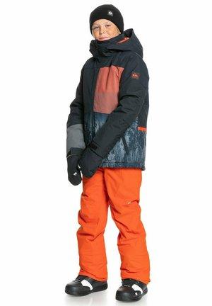 Snowboardová bunda - black