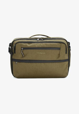 FOCUSED - Briefcase - beech khaki