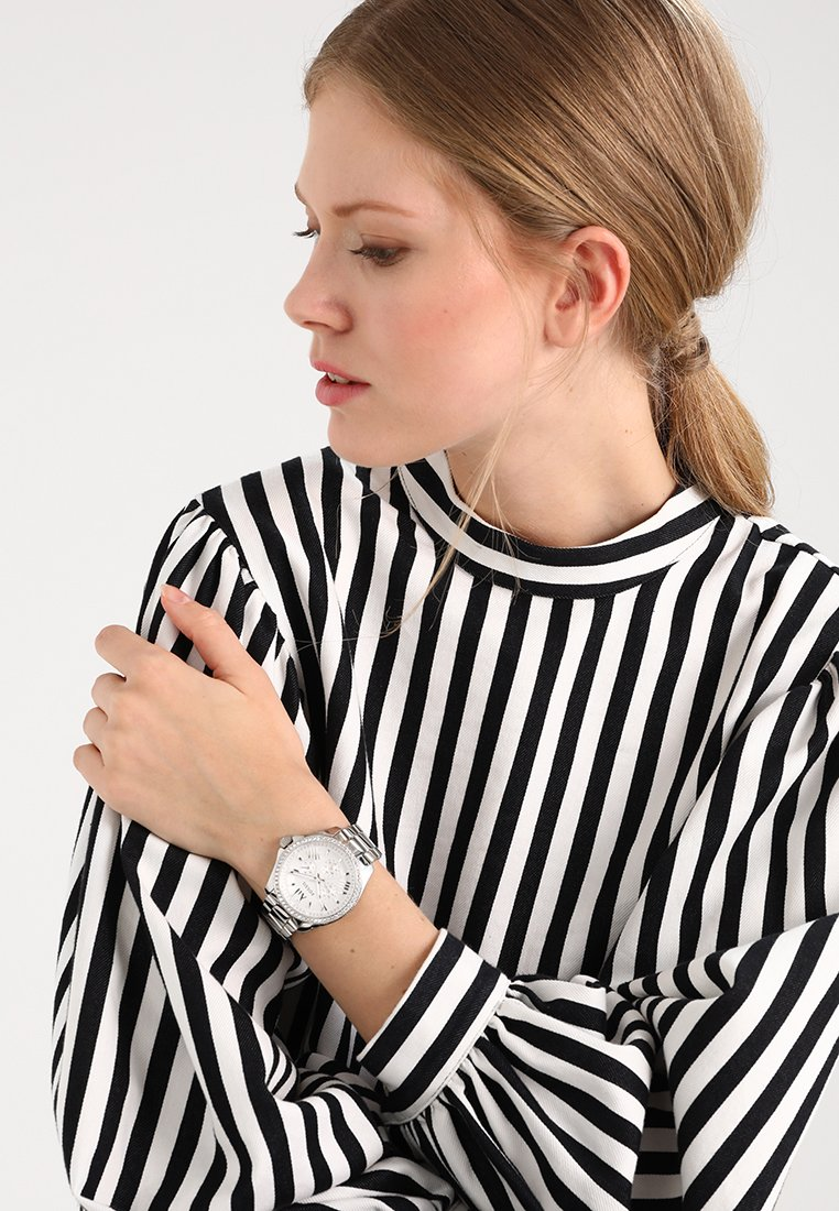 Fossil - CECILE - Watch - silver-coloured