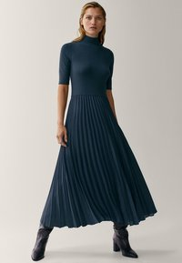 Massimo Dutti - Maxi dress - blue - 0
