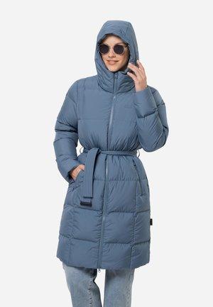 Down coat - frost blue
