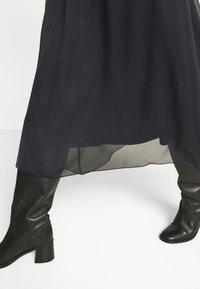 Saint Tropez - CORAL SKIRT - A-line skirt - black - 6