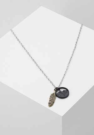SUMMIT NECKLACE - Halskæder - black