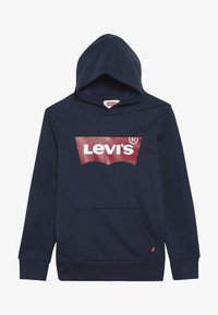 Levi's® - BATWING SCREENPRINT HOODIE - Felpa con cappuccio - dress blues - 3