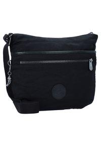 Kipling - ARTO - Across body bag - rich black - 2