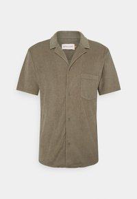 REVOLUTION - TERRY CUBAN - Shirt - army - 0