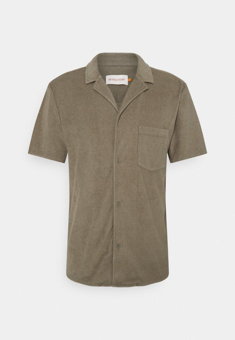 REVOLUTION - TERRY CUBAN - Shirt - army
