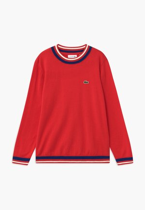 SWEATERS - Jumper - rouge