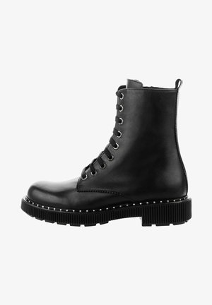 CALESTANO - Lace-up ankle boots - black