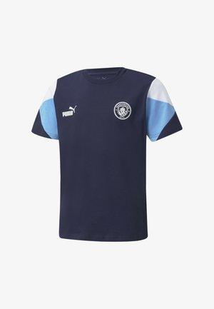 FTBLCULTURE YOUTH FOOTBALL TEE UNISEX - National team wear - dark blue