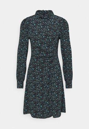 LORALI SHORT DRESS - Denní šaty - aqua