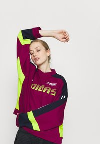 adidas Performance - URBAN CREW - Sweatshirt - berry - 3